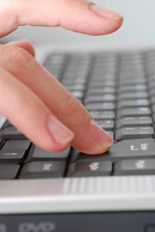 Download Keyboard stock photo. Image of fingers, keyboard, closed - 2214094