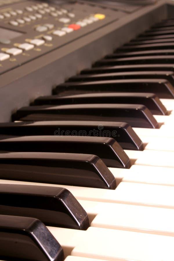 Download Keyboard stock image. Image of flat, keyboard, band, ivory - 455433