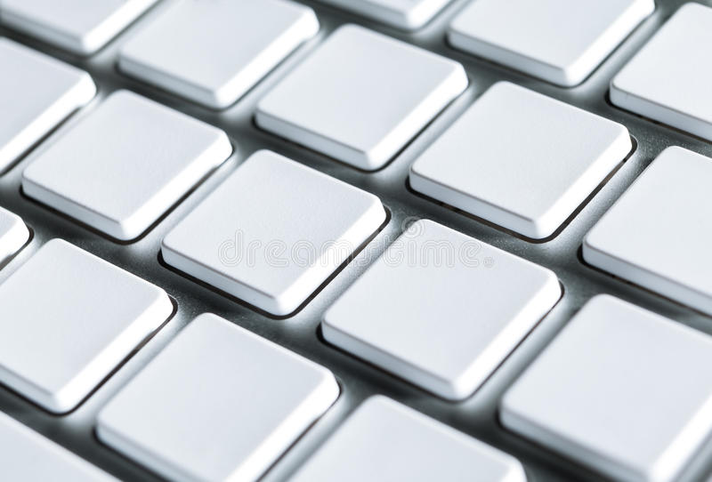 Download Keyboard With Blank Keys Stock Images - Image: 27252374