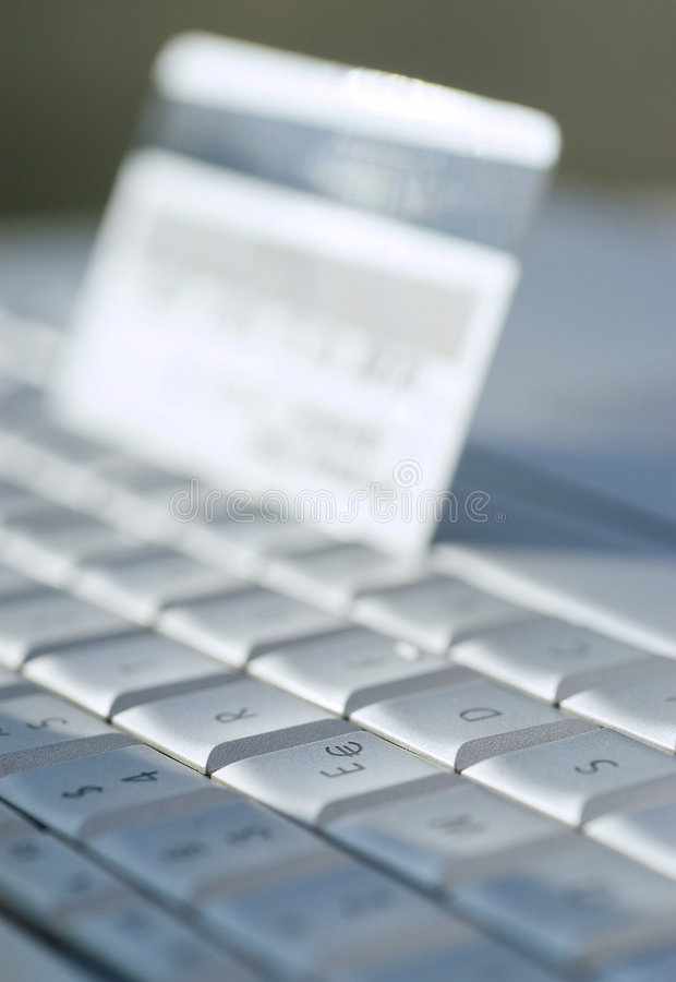 Free Keyboard Credit Card Stock Images - 3748934