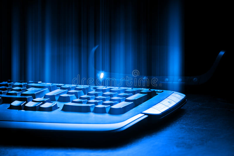 Download Keyboard detail stock photo. Image of digital, connection - 16310378