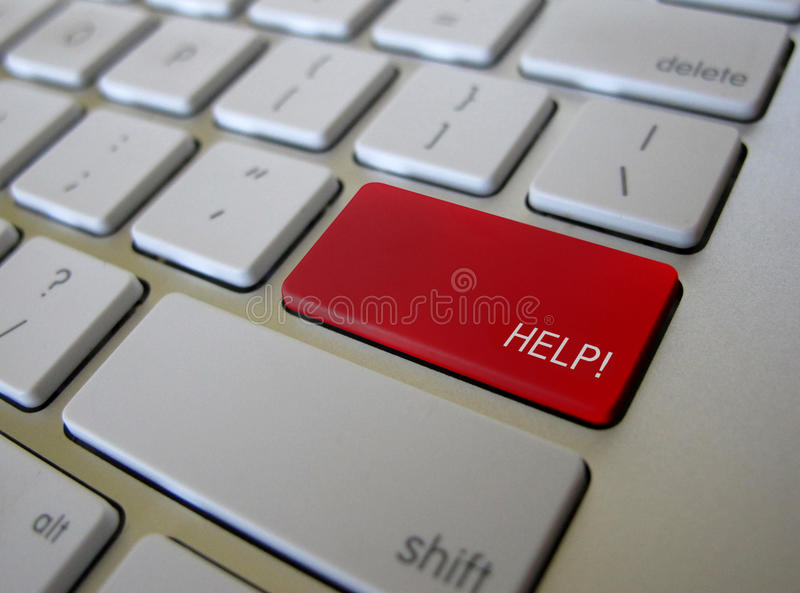 Download Keyboard Help Key Button stock photo. Image of assistance - 17475066