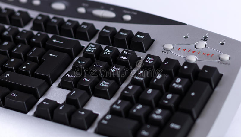 Keyboard stock images