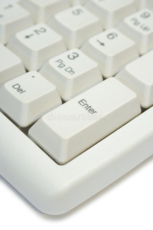 Free Keyboard - Key Enter Royalty Free Stock Photos - 2891348