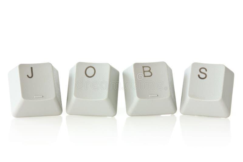 Download Keyboard  Keys Spelling Jobs Stock Image - Image: 26511929