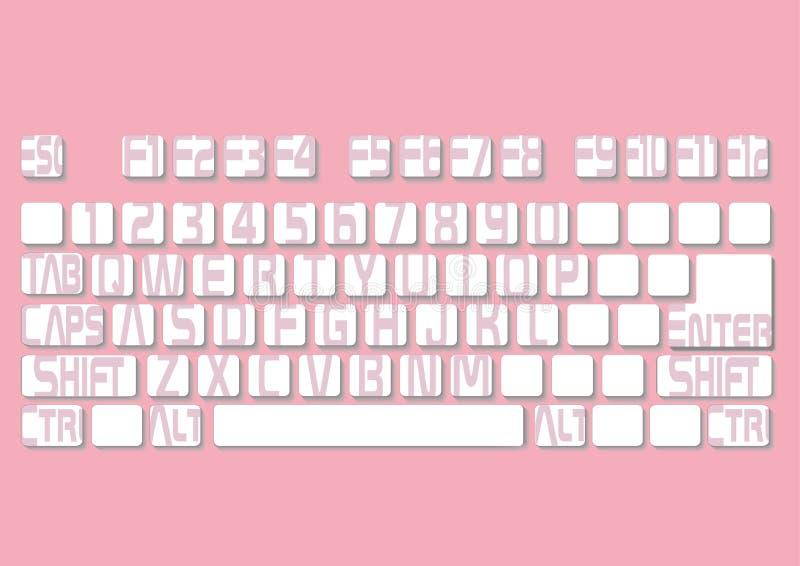 Keyboard Layout Stock Illustrations – 1,667 Keyboard Layout