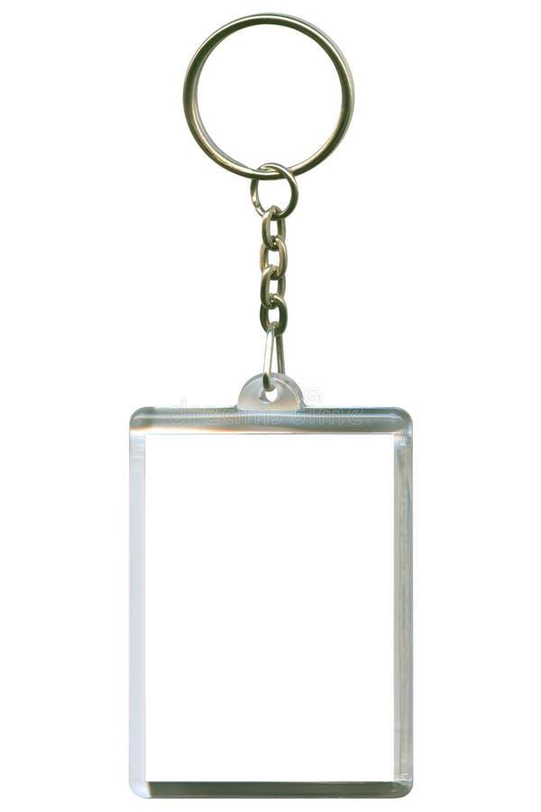 Keychain stock image