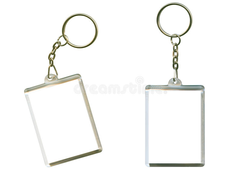 Keychain stock photography