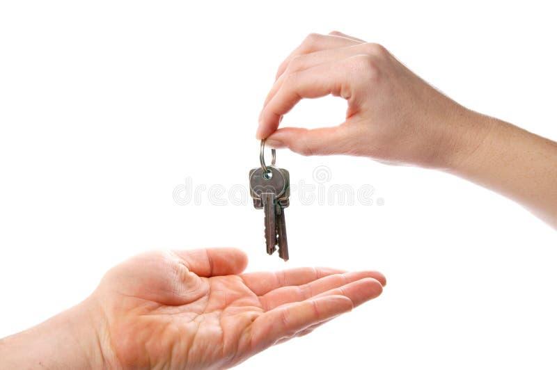 Keychain fotografia stock