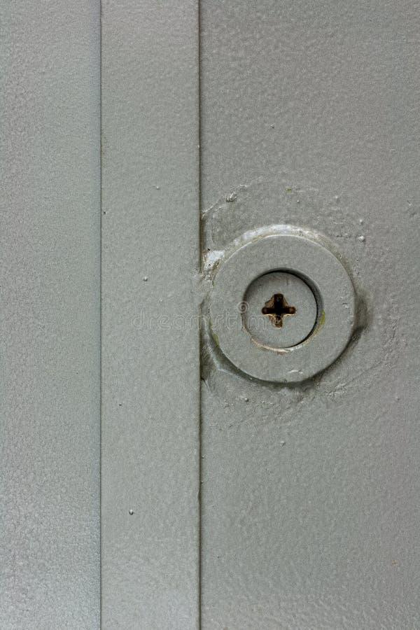 Download Keyhole zdjęcie stock. Obraz złożonej z kędziorek, drzwi - 12732848