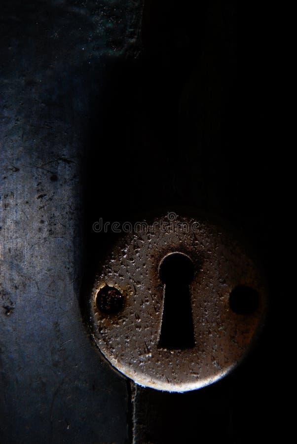 keyhole arkivbild