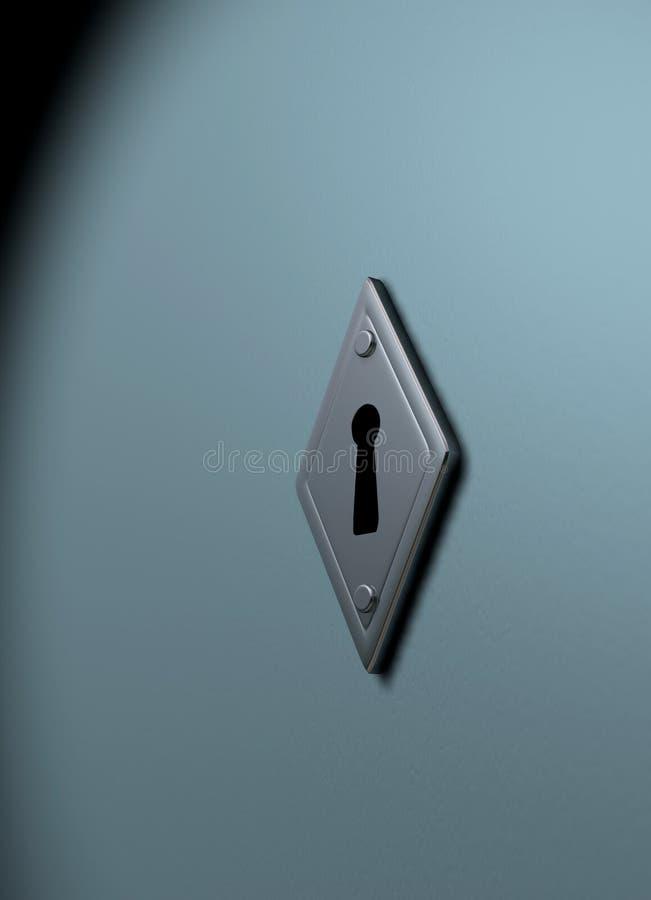 Keyhole 3 stock images