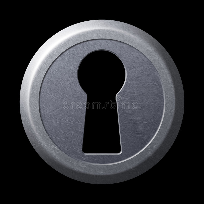 Download Keyhole stock illustration. Image of explore, door, background - 3061209