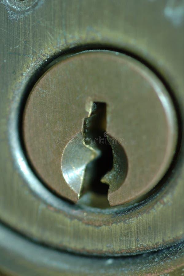 Keyhole Royalty Free Stock Image