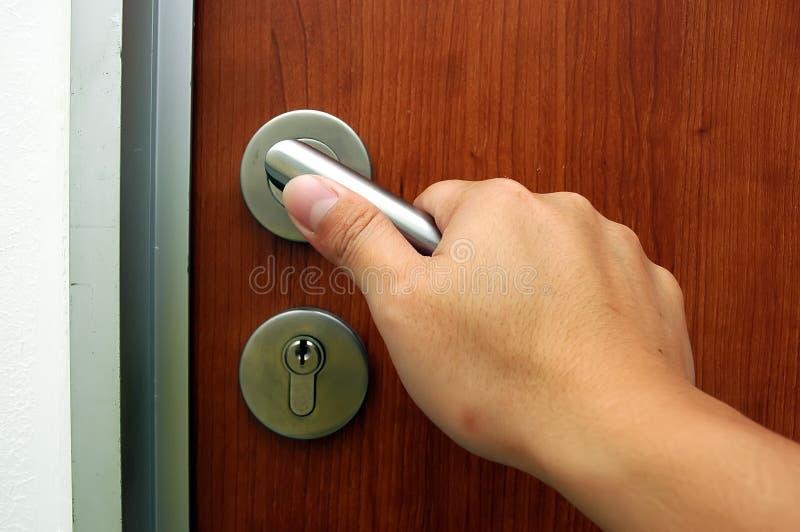 Keyhole brama zdjęcia royalty free