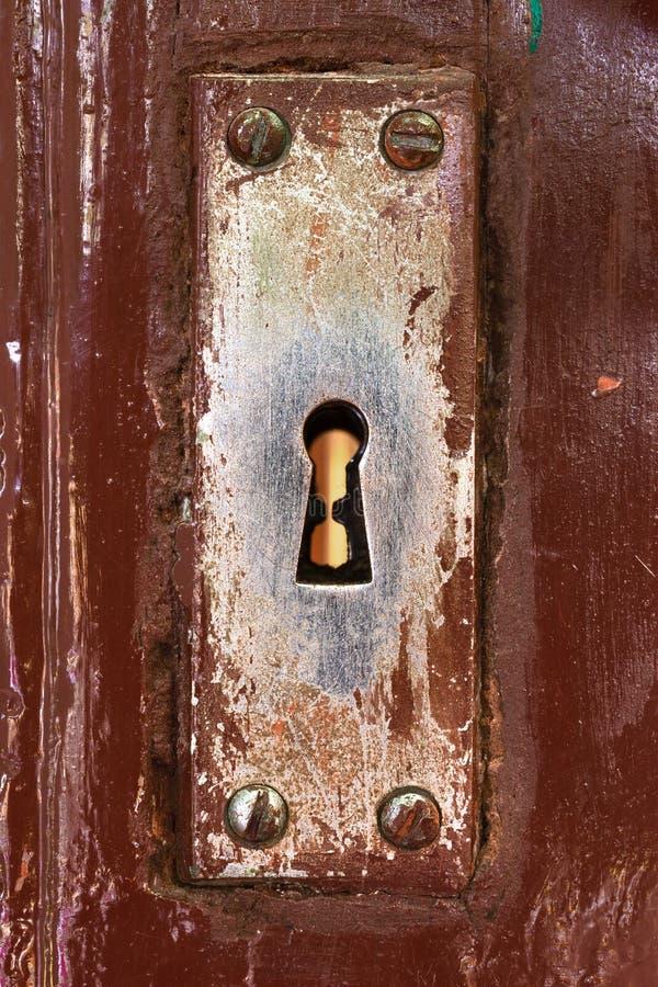 Keyhole stock images