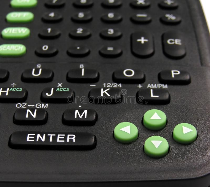 Download Keypad stock photo. Image of buttons, arrows, direction, enter - 7570