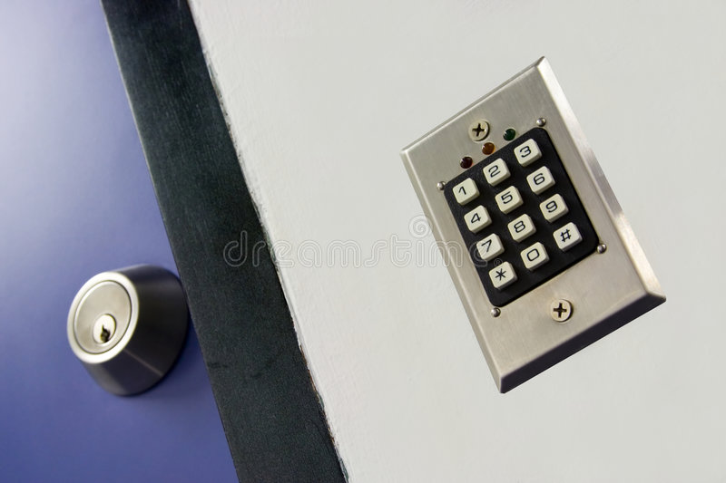Download Keypad stock photo. Image of door, keypad, security, prevent - 1085188