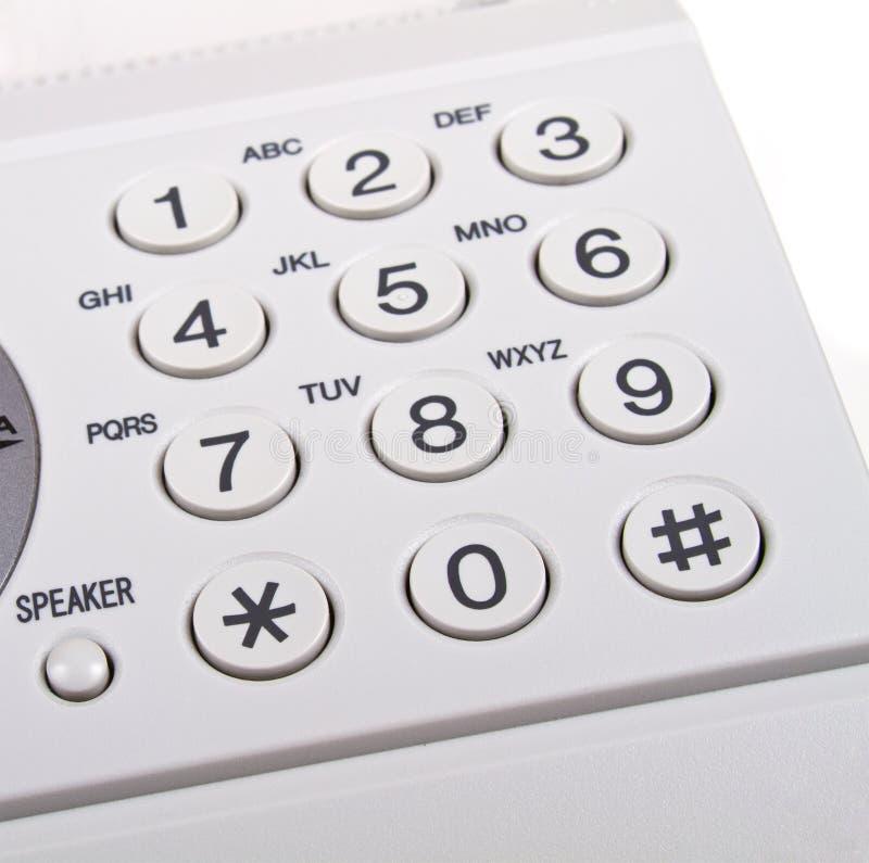 Keypad Stock Photo