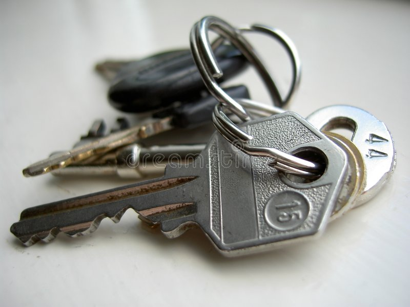 Download Keys stock image. Image of objects, home, house, keys, housewares - 1889