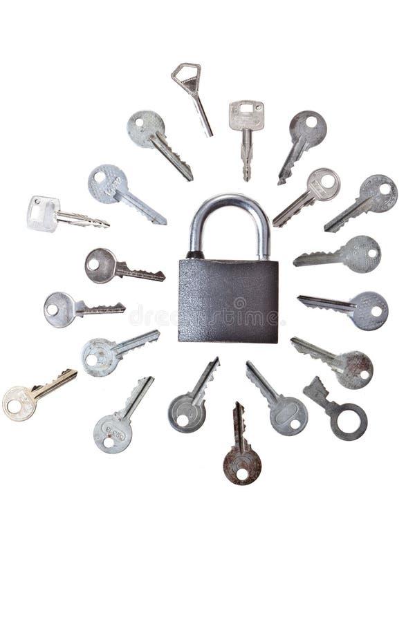 Free Keys Stock Image - 16894711