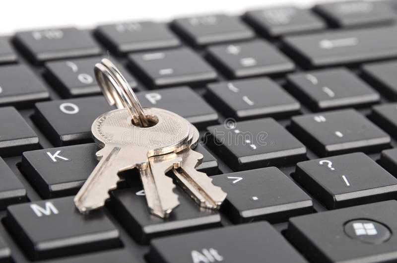 Download Keys stock image. Image of ideas, real, decoration, round - 26600007