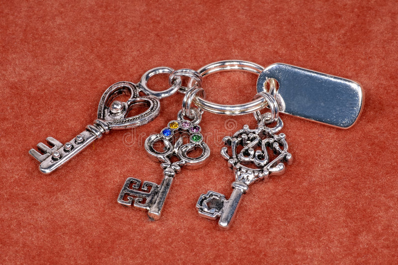Keys royalty free stock images