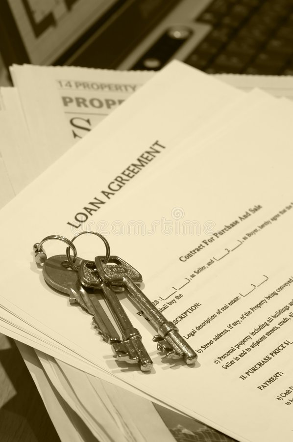 Download Keys stock image. Image of form, paper, contract, arrangement - 321961