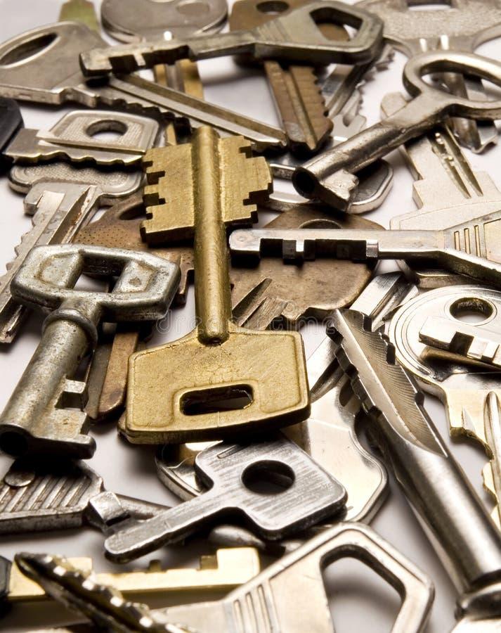 Keys vector illustration