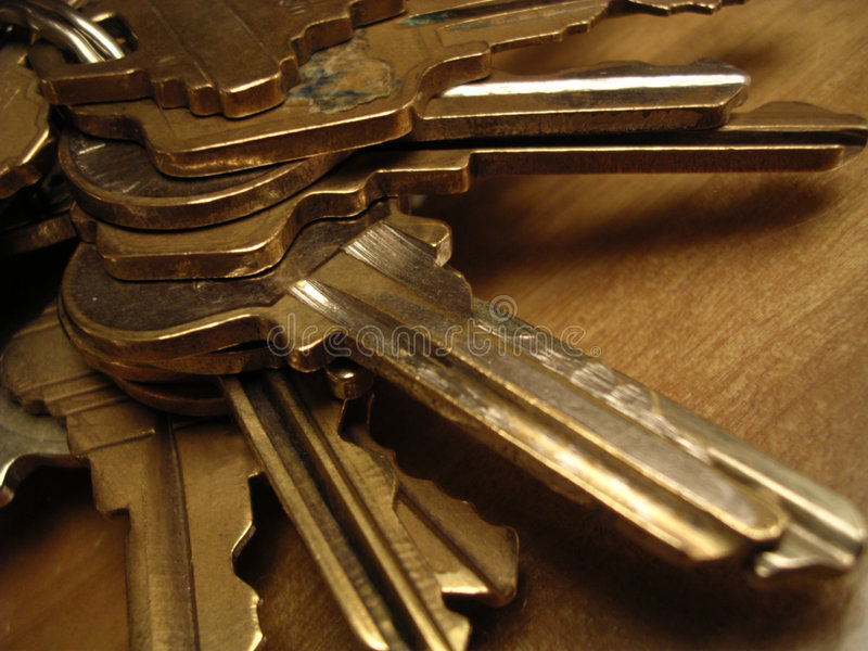 Download Keys stock photo. Image of grouped, group, iron, home, keys - 451456