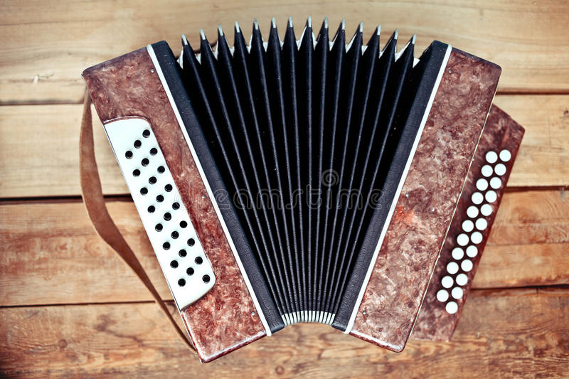 Keys accordion stock images