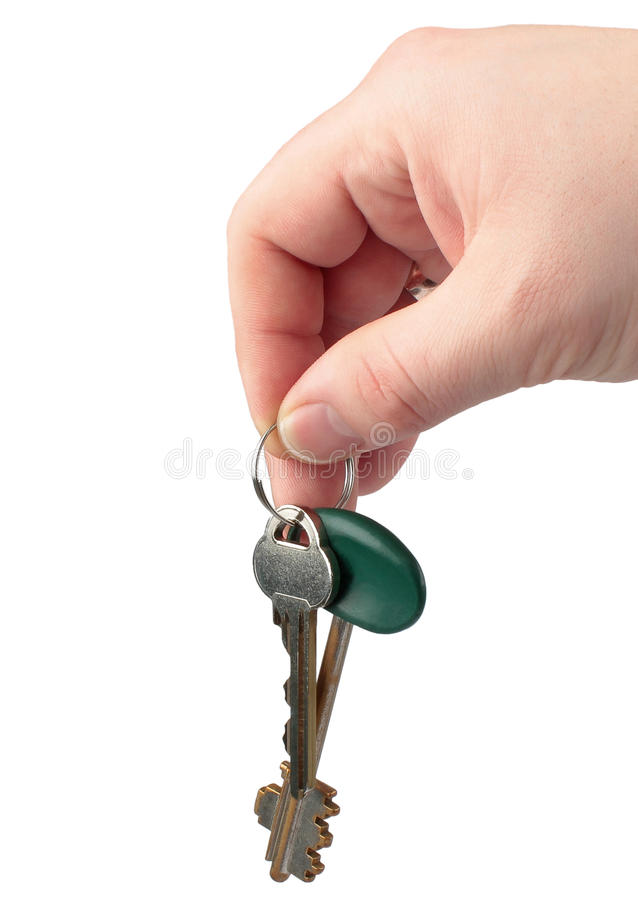 Download Keys In A Hand Royalty Free Stock Images - Image: 22902669