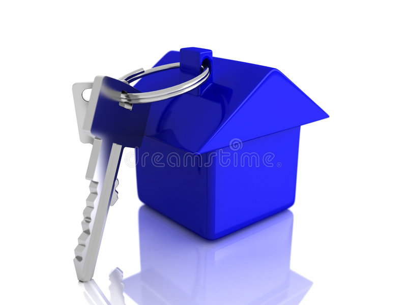 Keys From The House Stock Images