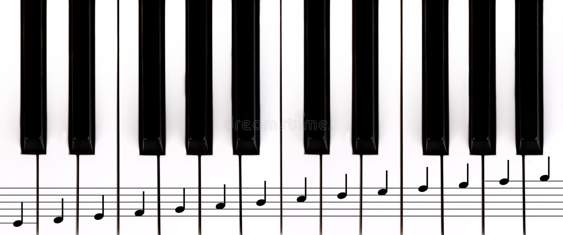 keys pianopersonalen arkivfoton
