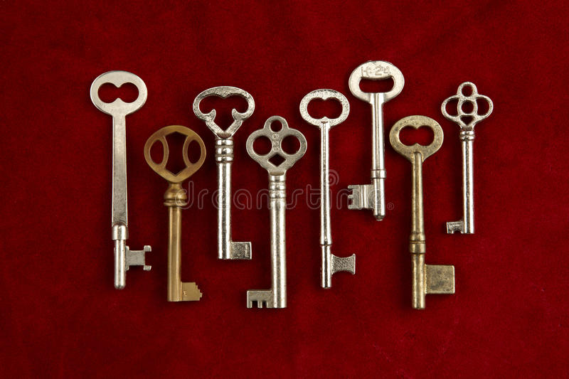 Download Keys To The Castle Stock Photos - Image: 14455783