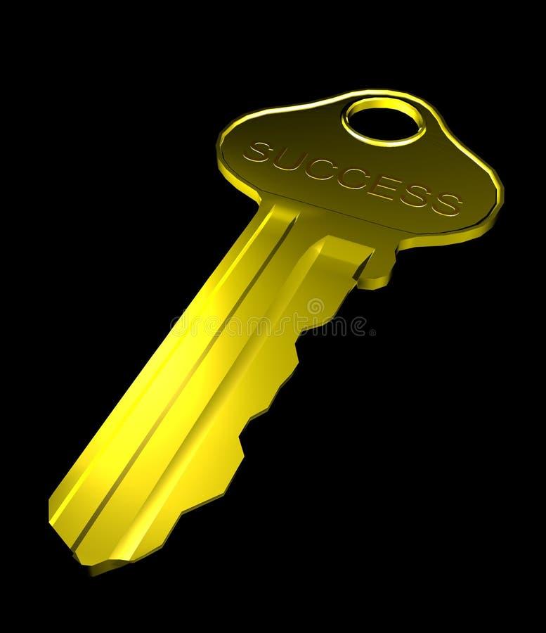 Download KEYS TO SUCCESS stock illustration. Image of locked, realization - 1714752