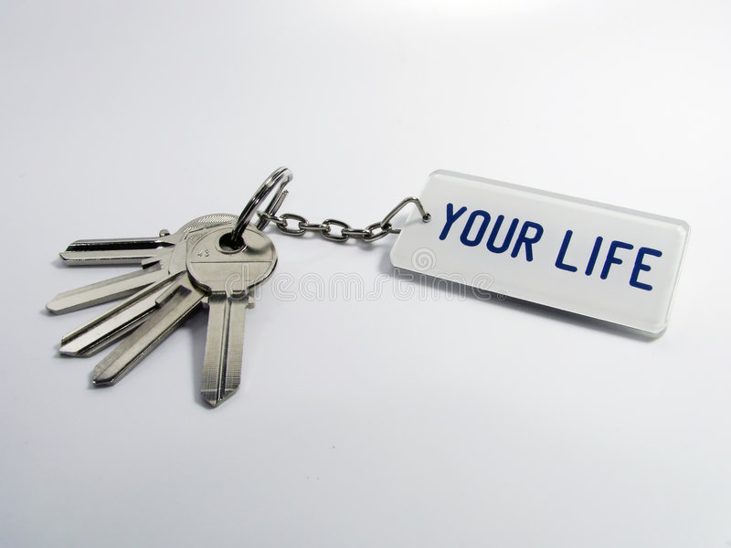 Download Keys of your life stock image. Image of agreement, house - 5447115
