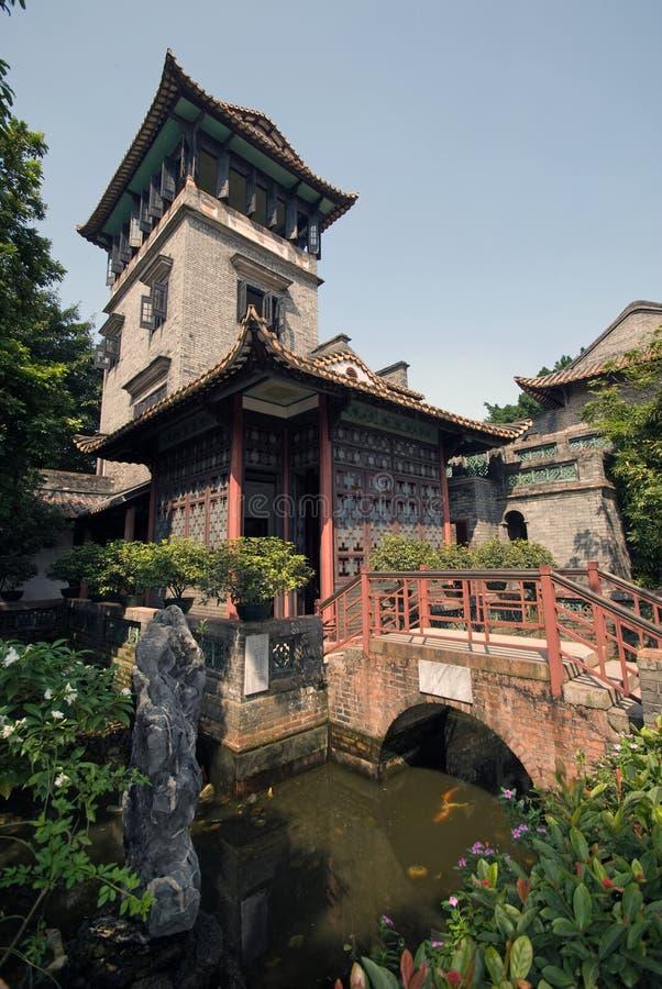 Keyuan Garden royalty free stock photography
