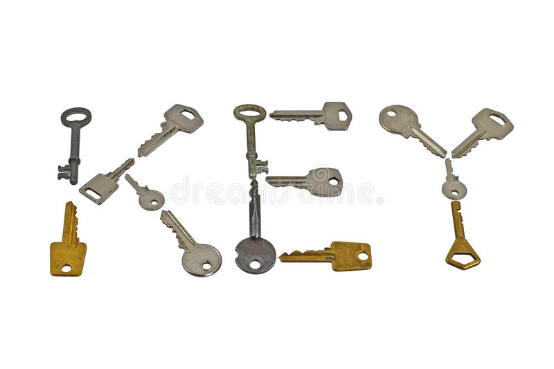 Download Keyword stock photo. Image of lead, barb, keyhole, letter - 26967066