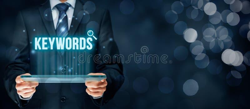 keywords ilustração royalty free