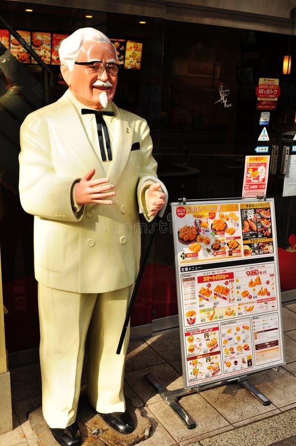 KFC photo stock
