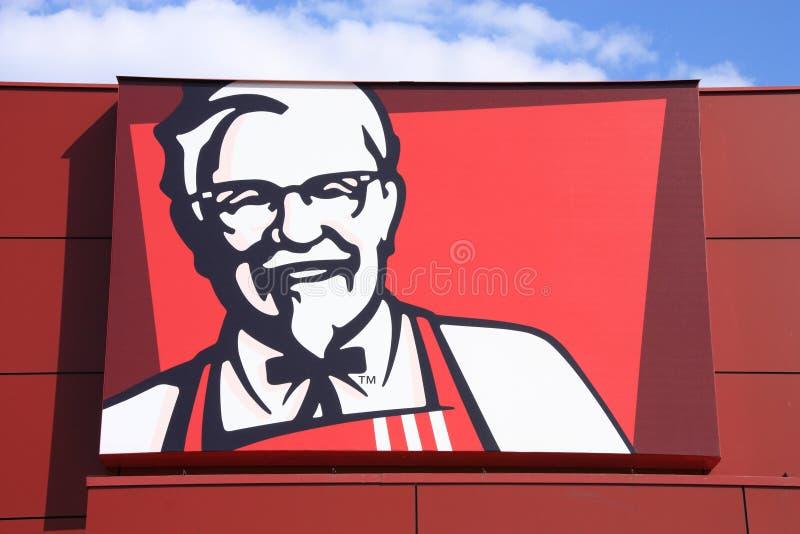 KFC logo stock photography