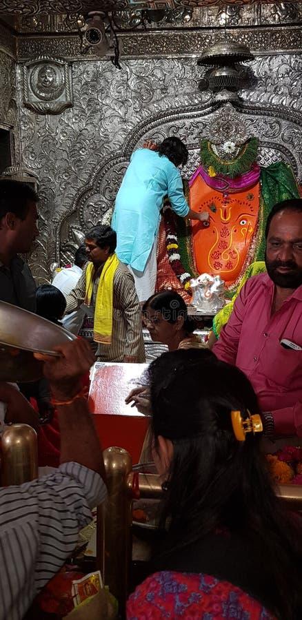Khajrana-Tempel lizenzfreie stockfotografie