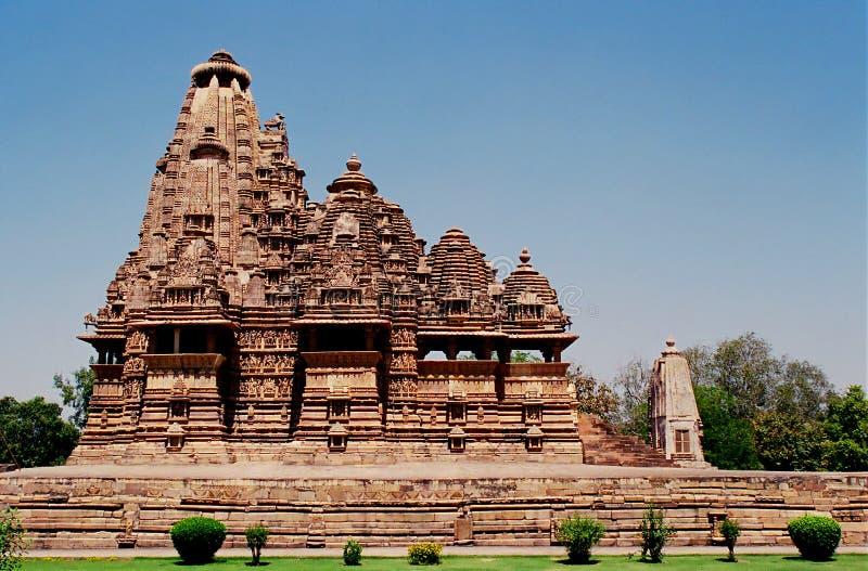 Khajuraho #1, la India imágenes de archivo libres de regalías