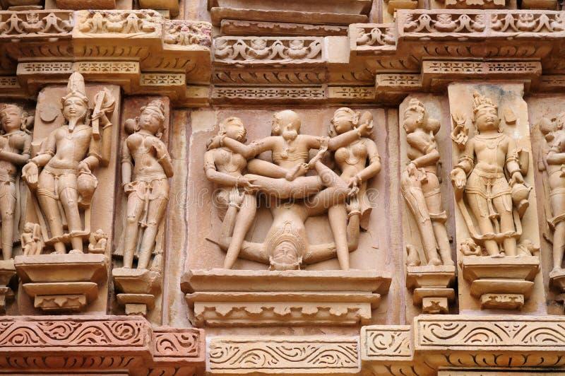 khajuraho fotografia royalty free