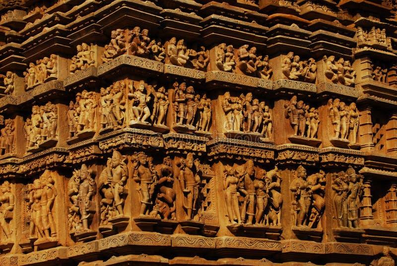 Download Khajuraho fotografia stock. Immagine di costruzione, decorazioni - 3888298