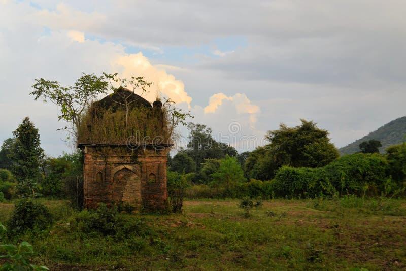 Khajuraho Hindu and Jain temples, India royalty free stock images