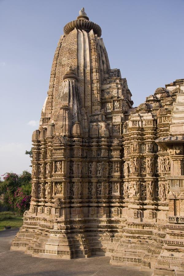 Khajuraho - India stock foto