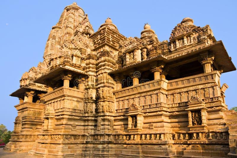 Khajuraho, India. royalty free stock photography