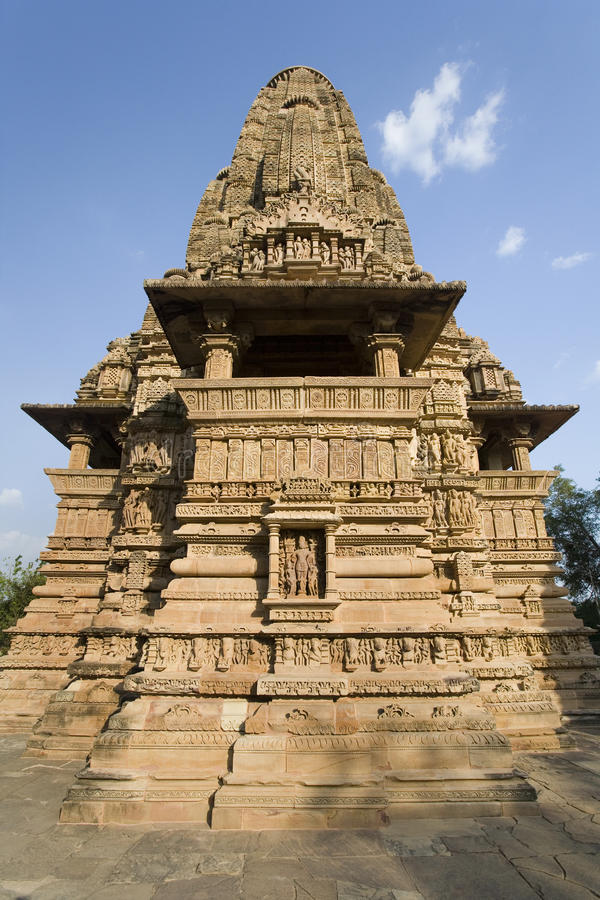 Khajuraho - Madhya Pradesh - India royalty free stock image